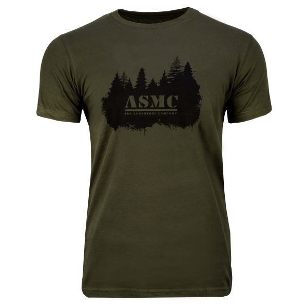 ASMC Shirt FOREST oliv