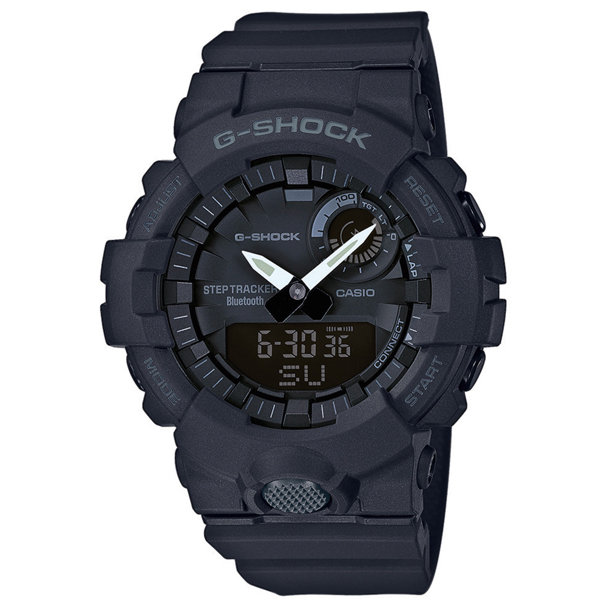 Casio Uhr G-Shock G-Squad GBA-800-1AER schwarz
