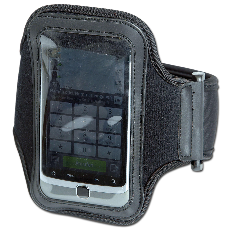 Sportarmband Mil-Tec Armsafe schwarz