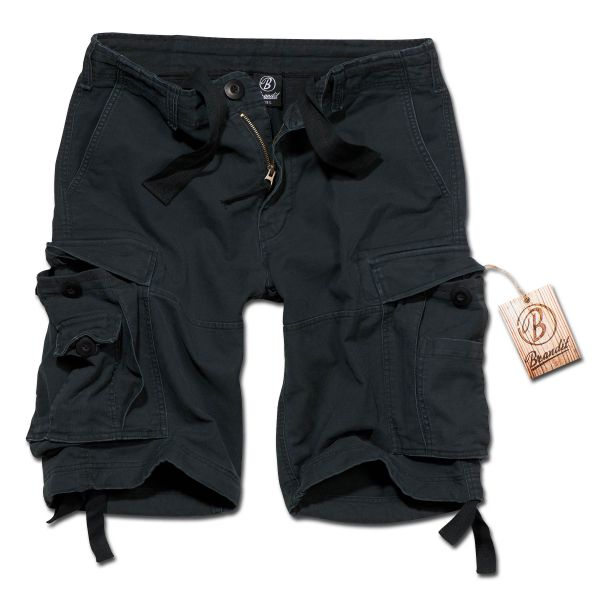 Shorts Brandit Vintage schwarz