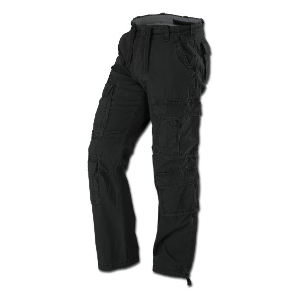 Vintage Industries Pack Pant schwarz