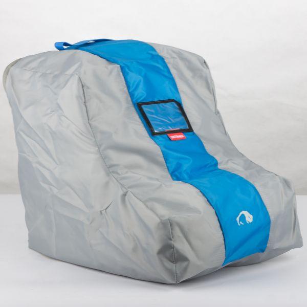 Tatonka Schuhbeutel für Trekkingschuhe grau