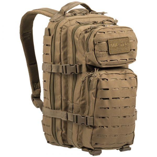 Rucksack US Assault Pack SM Laser Cut coyote
