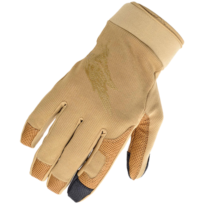 Defcon 5 Handschuh Leder Amara coyote
