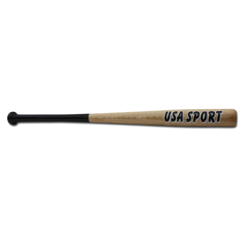 "Baseballschläger Holz Natur 31"""
