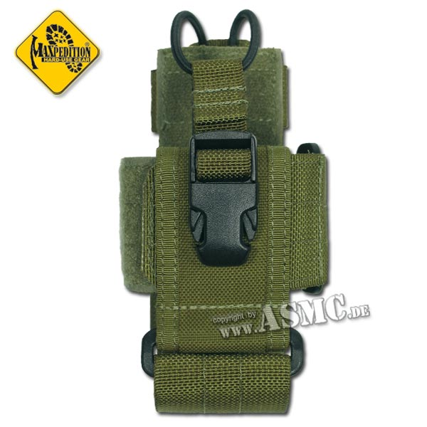 Maxpedition CP-L Radio oliv