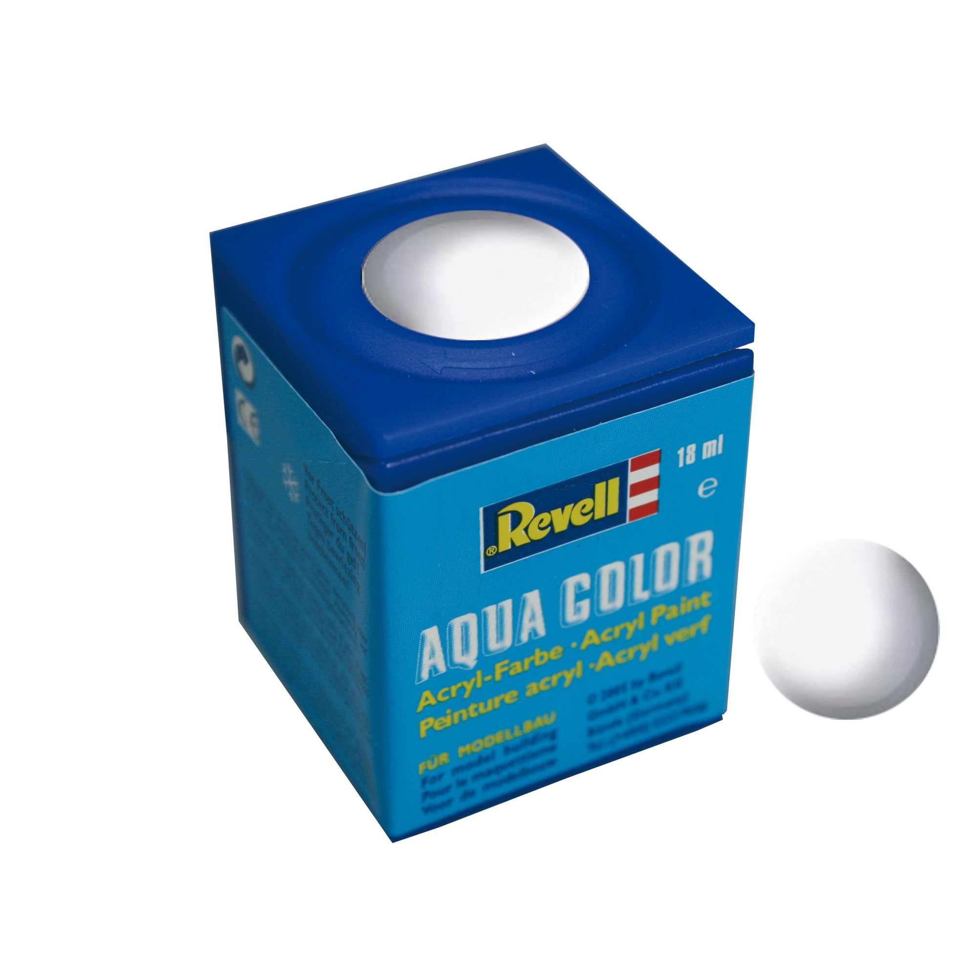 Revell Aqua Color matt weiß