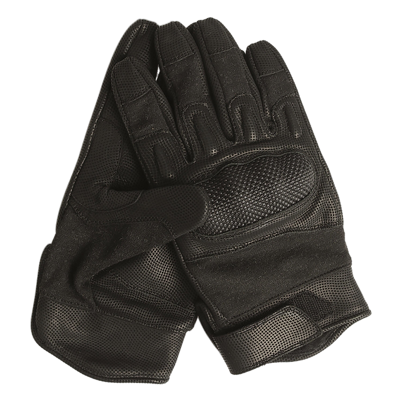 Handschuhe Action Gloves flammhemmend schwarz