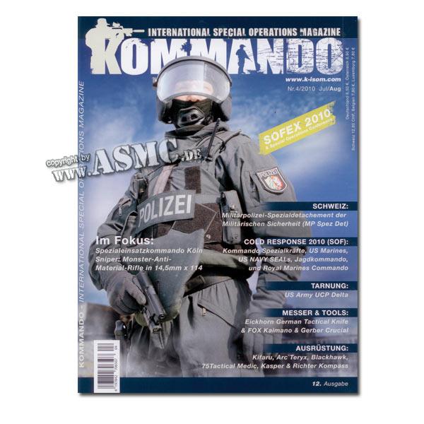 Kommando Magazin K-ISOM Ausgabe: 12