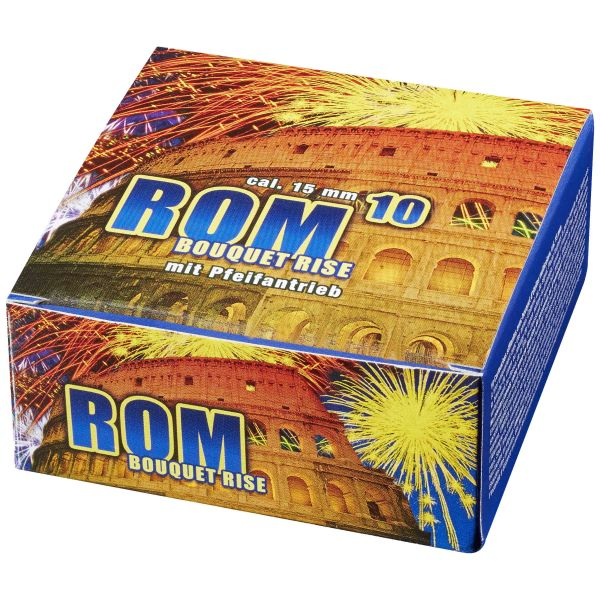 Feuerwerk Rom Bouquet Rise