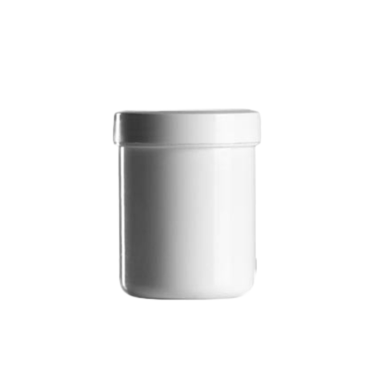 Geocaching Behälter 48mm weiß
