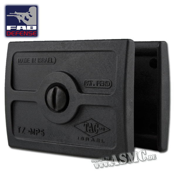 FAB Defense Magazin Koppler 9 mm