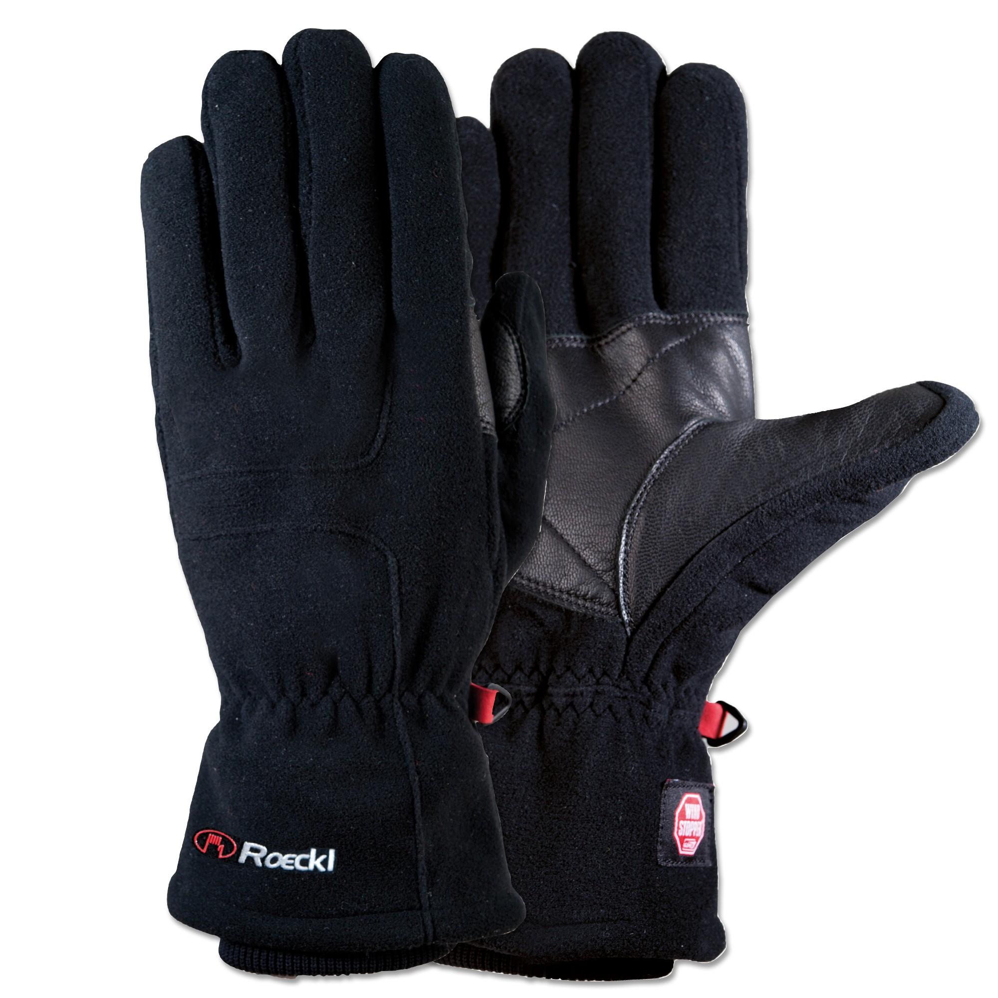 Handschuhe Roeckl Kodal schwarz