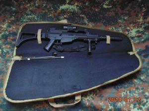 Rifle Case Coyote 100 cm
