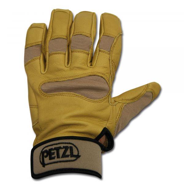 Handschuhe Petzl Cordex Plus khaki