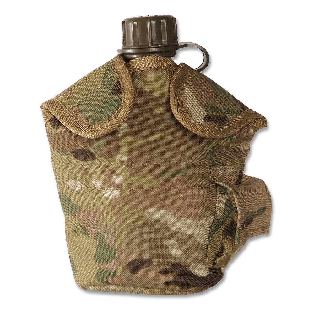 Feldflaschentasche Mil-Tec US-Style multitarn