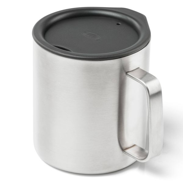 GSI Outdoors Tasse Glacier Stainless Camp Cup 444 ml Edelstahl
