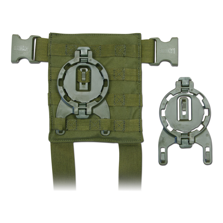 Blackhawk Multifunktionsholster P8 oliv links