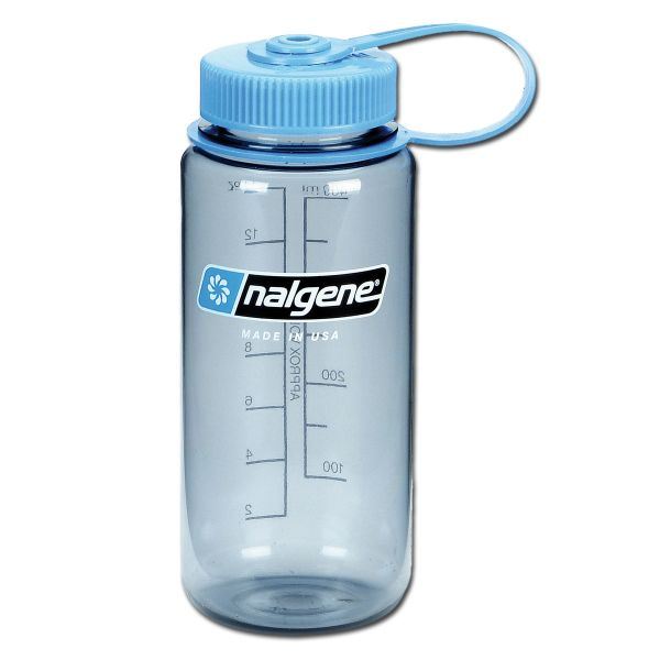 Nalgene Trinkflasche Everyday 0,5 Liter grau