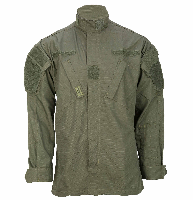 Invader Gear Feldbluse Revenger TDU Shirt od green
