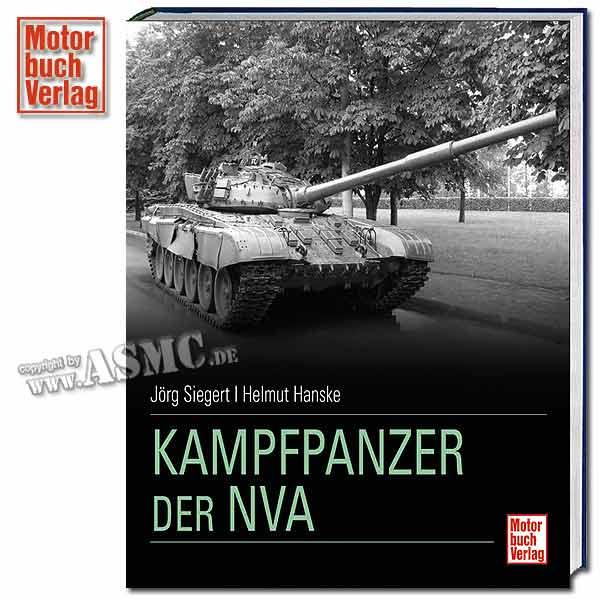Buch Die Kampfpanzer der NVA