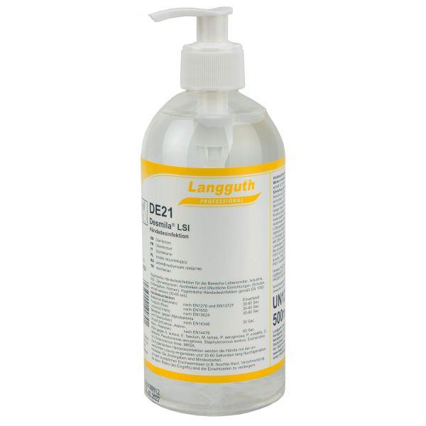 Langguth Händedesinfektion Desmila LSI DE21 500 ml
