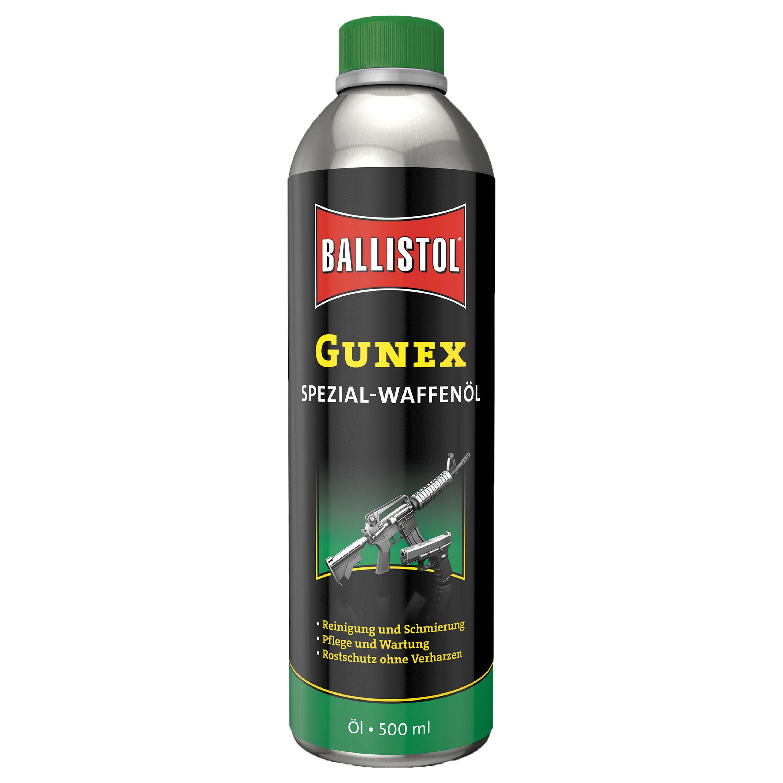 Gunex Waffenöl 500 ml