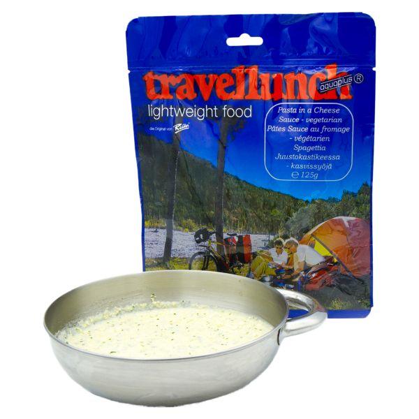 Travellunch Nudeltopf mit Käsesauce