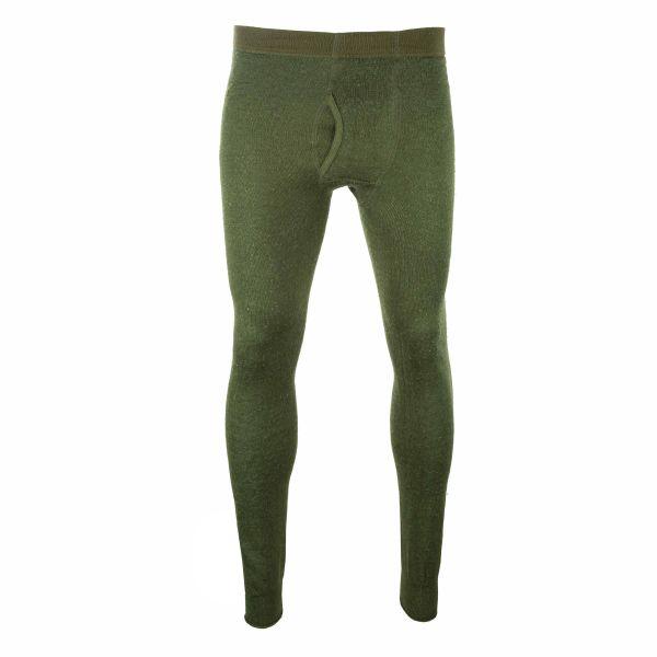 Woolpower Unterhose lang KSK 200 grün gebraucht