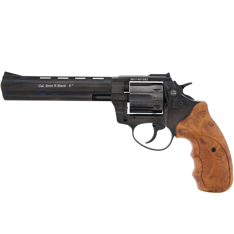 Zoraki Revolver R1 shiny 6 Zoll