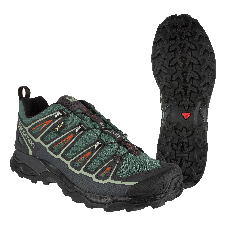 Schuhe Salomon X Ultra 2 GTX grün