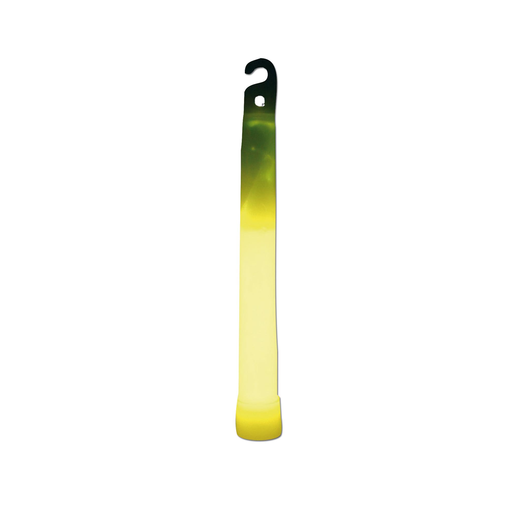 Leuchtstab Mil-Tec Large gelb