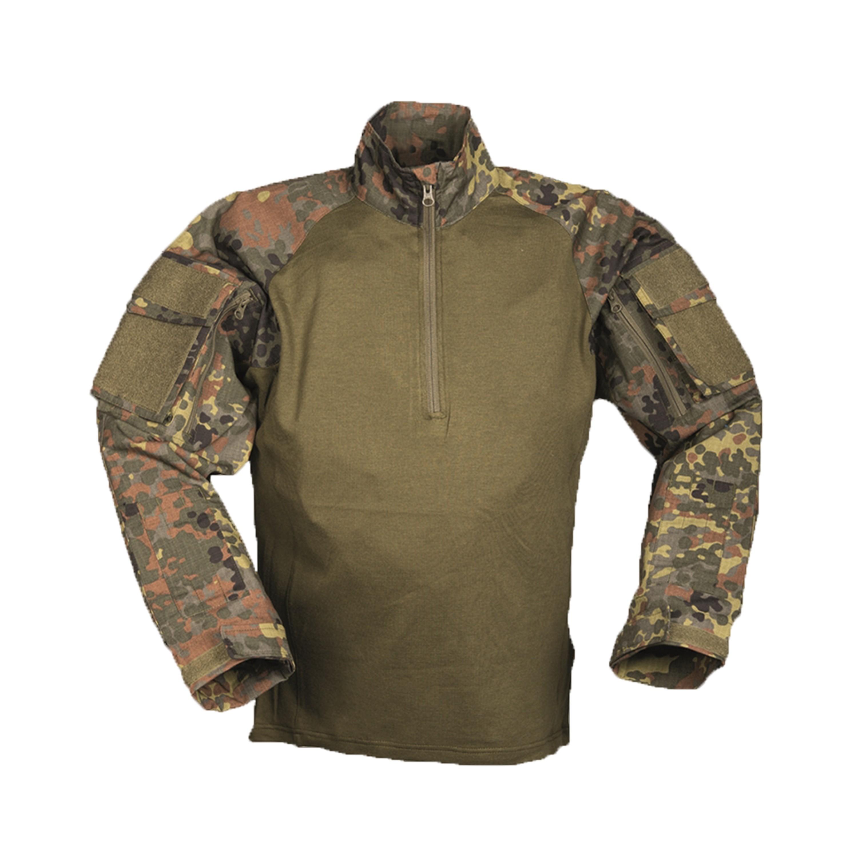 Combat Shirt flammhemmend flecktarn