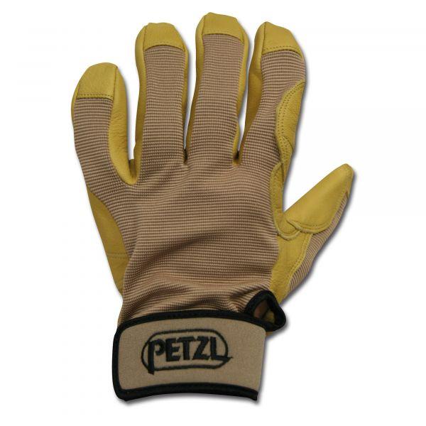 Handschuhe Petzl Cordex khaki