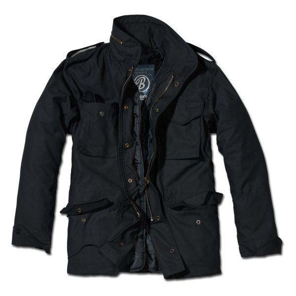 Brandit Jacke M65 Standard schwarz