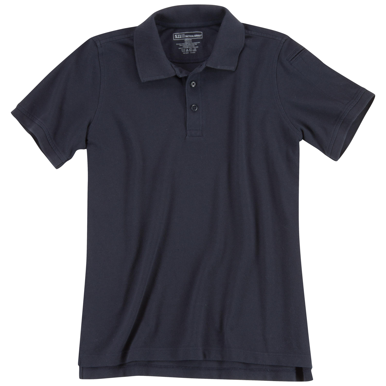5.11 Poloshirt Damen Professional navy blau