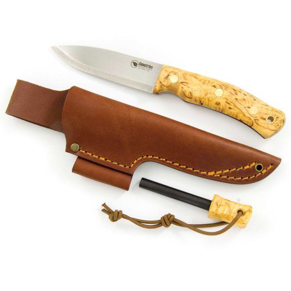 Casström Messer No. 10 SFK Birch
