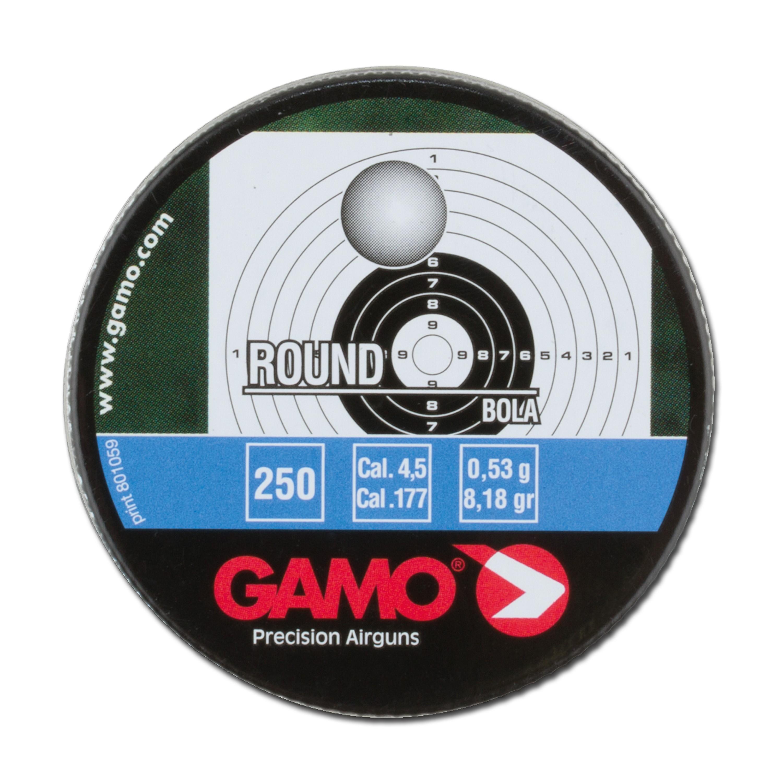 Rundkugeln Gamo 4.5 mm