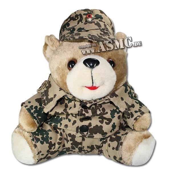 Teddybär Peter fleckdesert