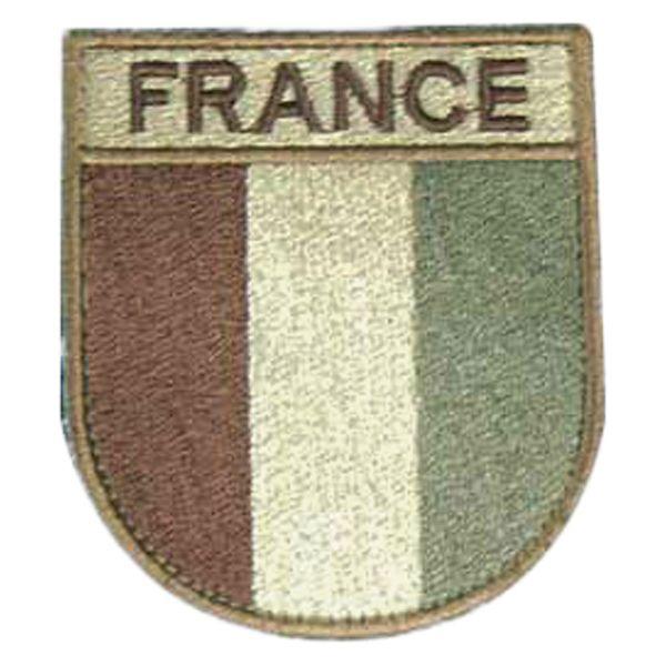 TOE Concept Armabzeichen Frankreich desert