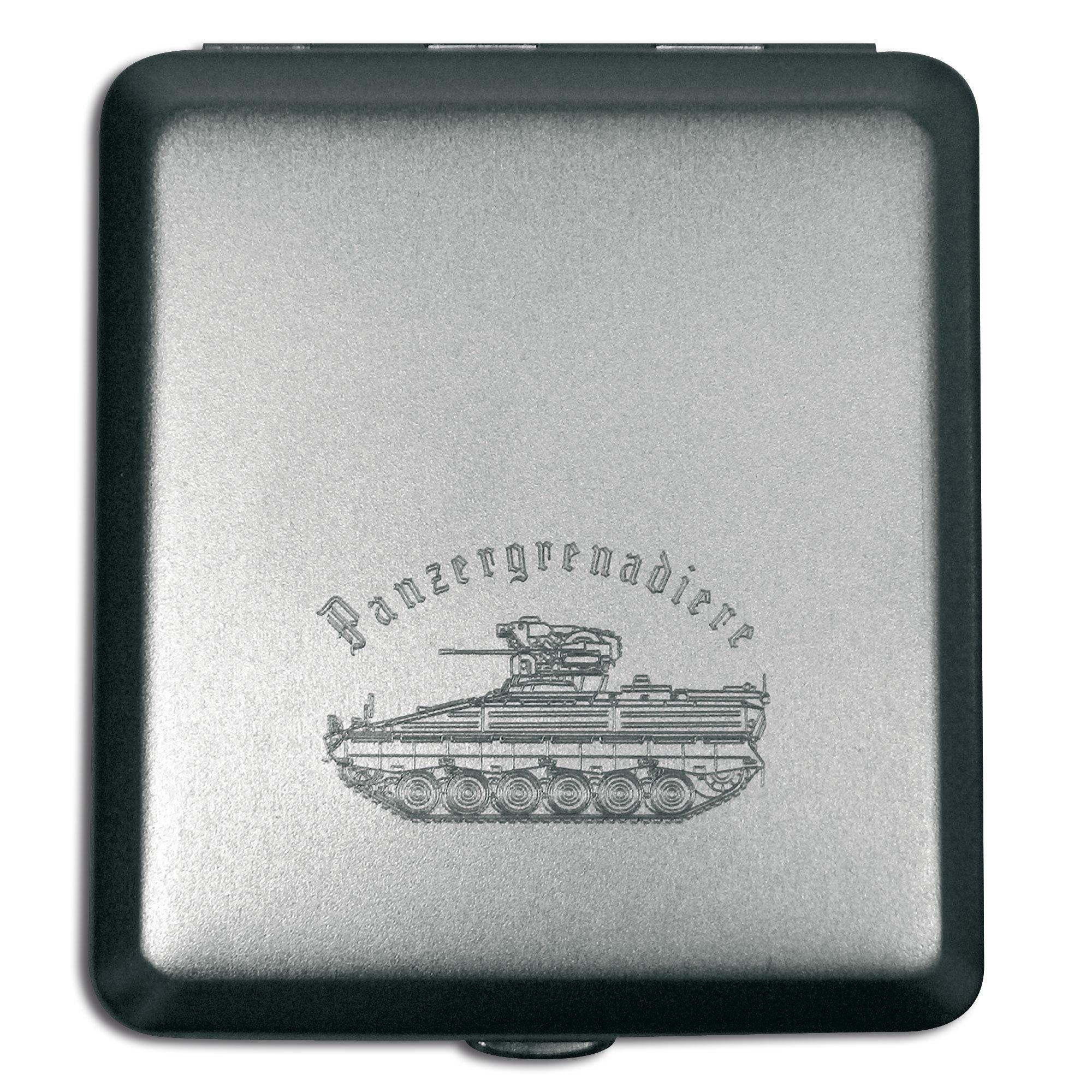 Zigarettenetui Panzergrenadier