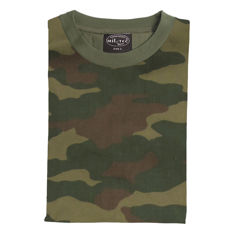 T-Shirt russisch woodland tarn
