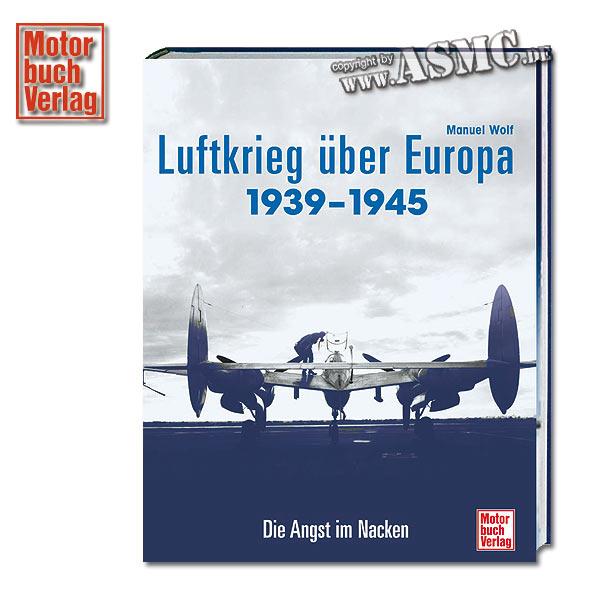 Buch Der Luftkrieg über Europa