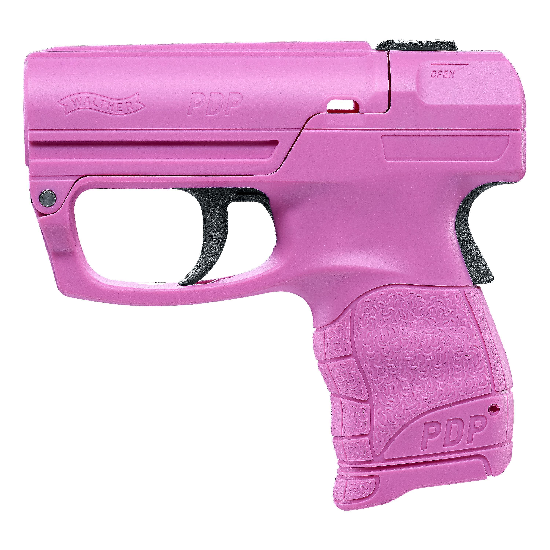 Walther Personal Defense Pistol Pfeffer pink