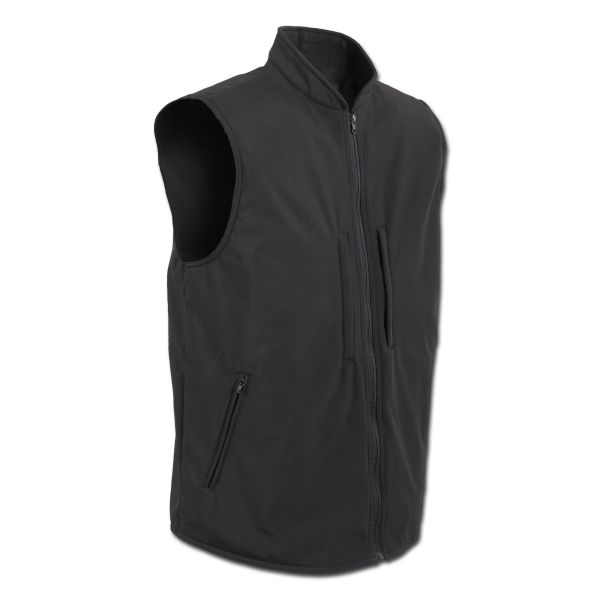 Softshell Weste Rothco Concealed Carry schwarz