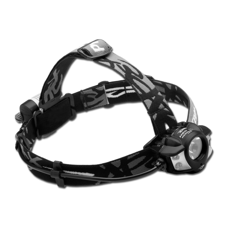 Stirnlampe Princeton Tec APEX PRO LED rot