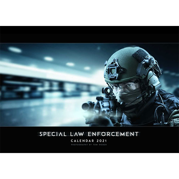 Milpictures Wandkalender 2021 Special Law Enforcement A2