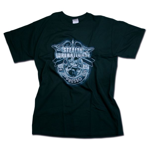 T-Shirt Mil-Pictures Stealth Operations
