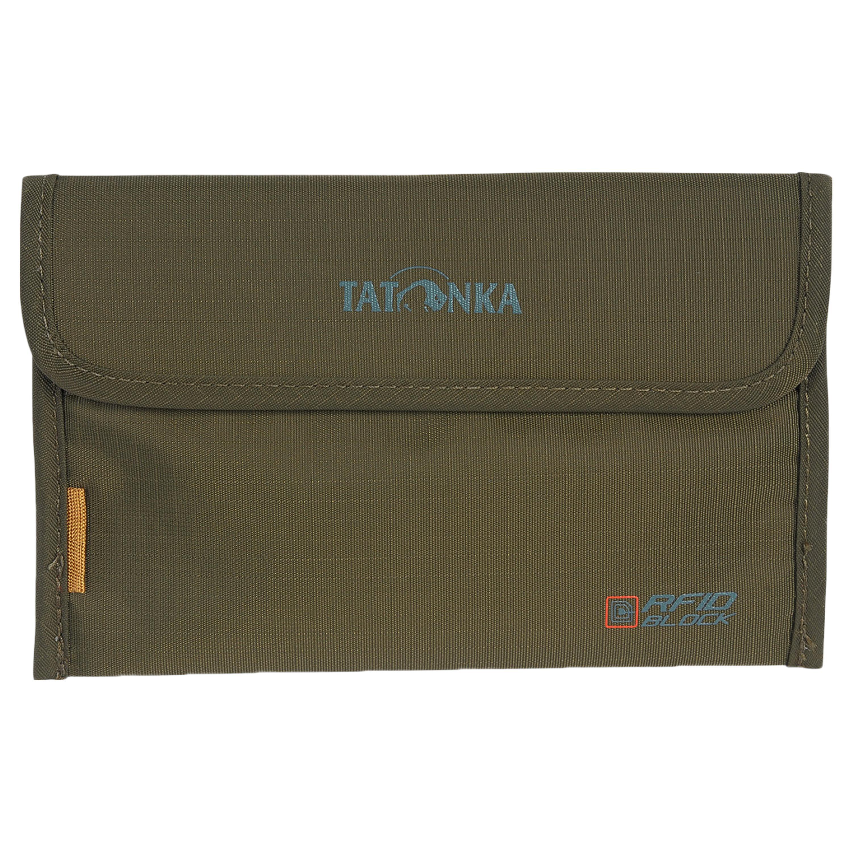 Tatonka Reisebörse RFID B oliv