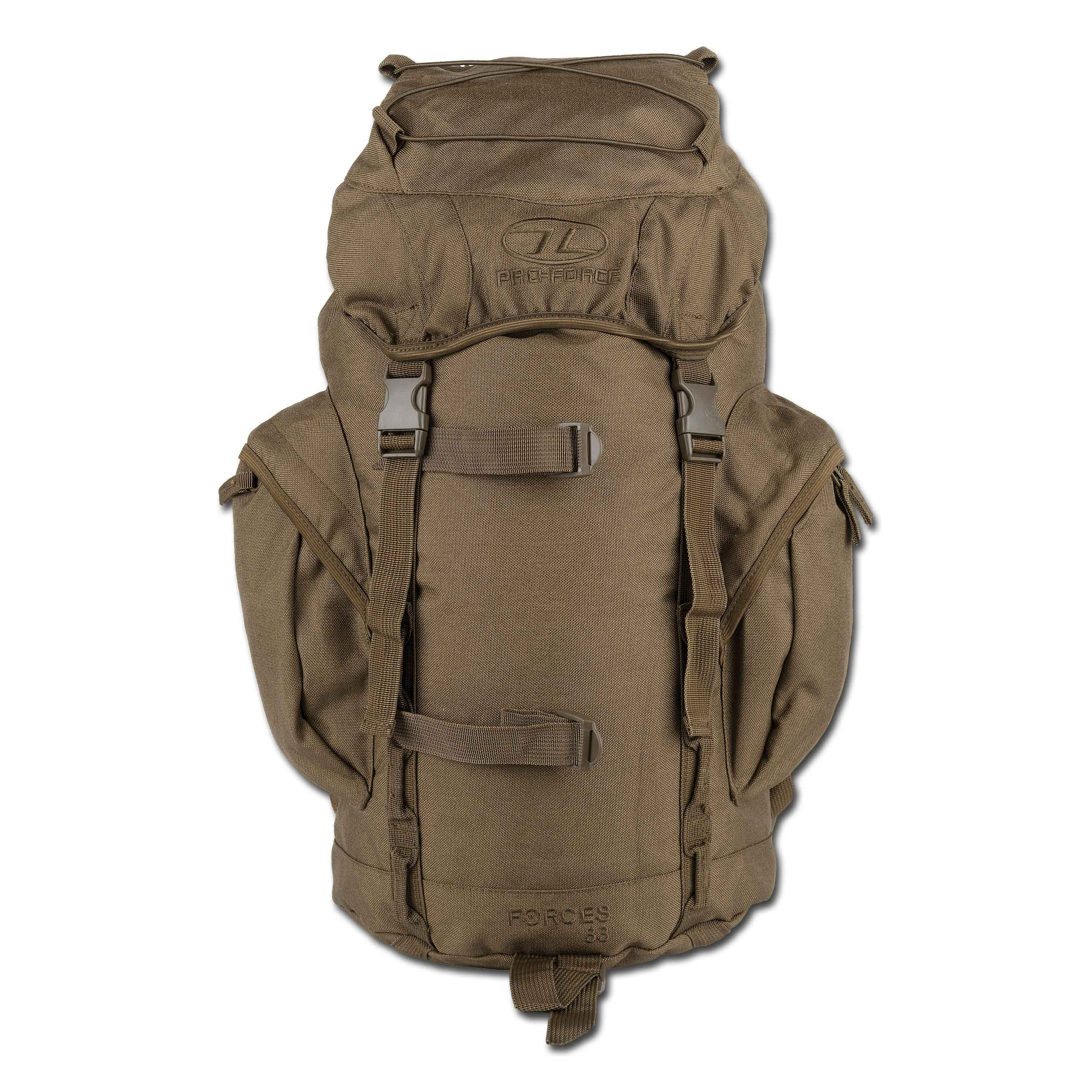 Rucksack Pro Force New Forces 33 L coyote
